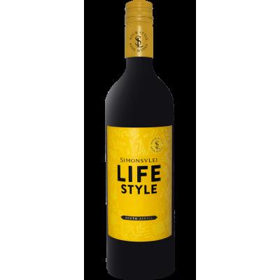 Simonsvlei Lifestyle Pinotage 2019