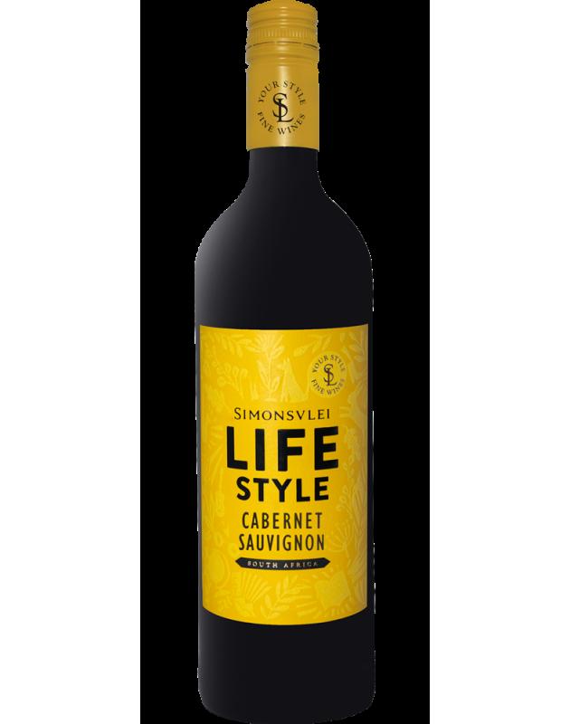 Simonsvlei Lifestyle Cabernet Sauvignon 2019