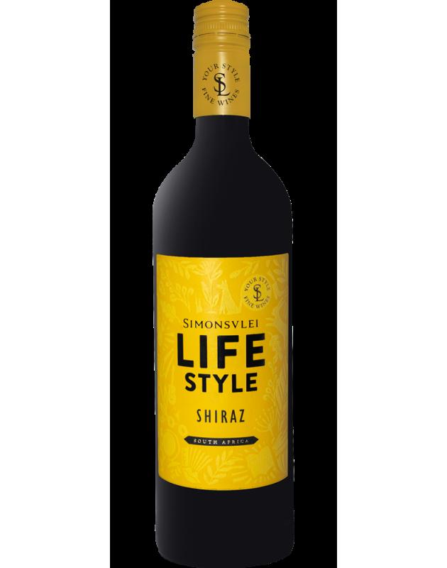 Simonsvlei Lifestyle Shiraz 2019