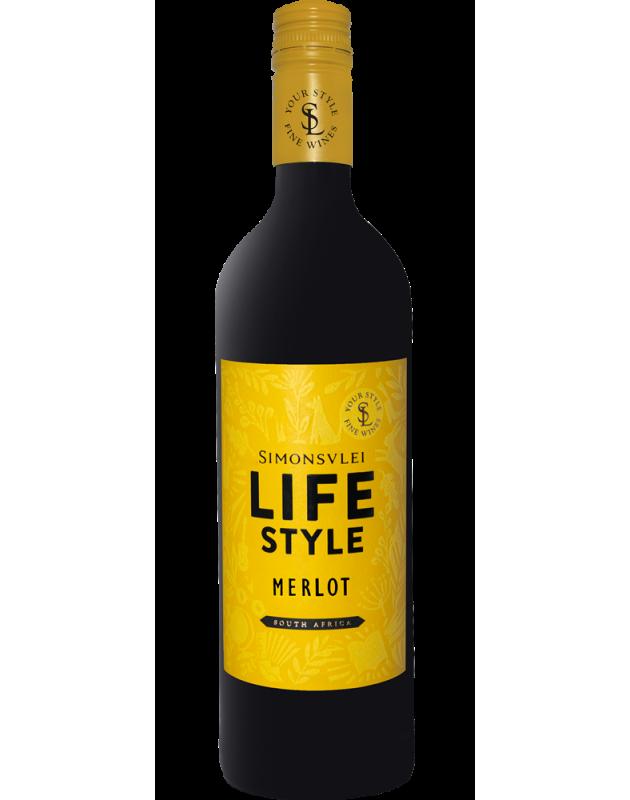 Simonsvlei Lifestyle Merlot 2019