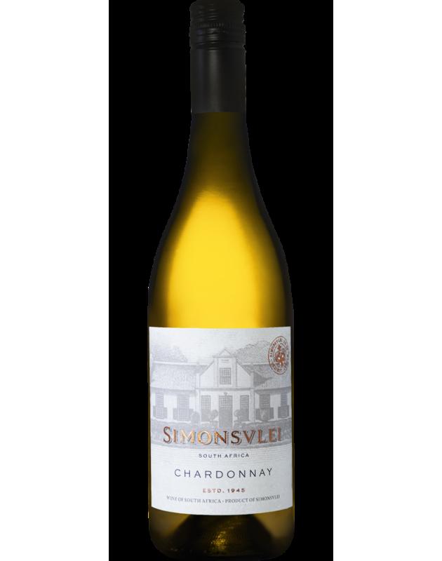 Simonsvlei Premier Chardonnay 2019