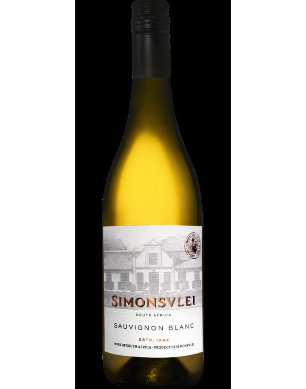 Simonsvlei Premier Sauvignon Blanc 2019