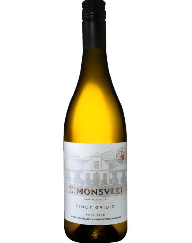 Simonsvlei Premier Pinot Grigio 2020